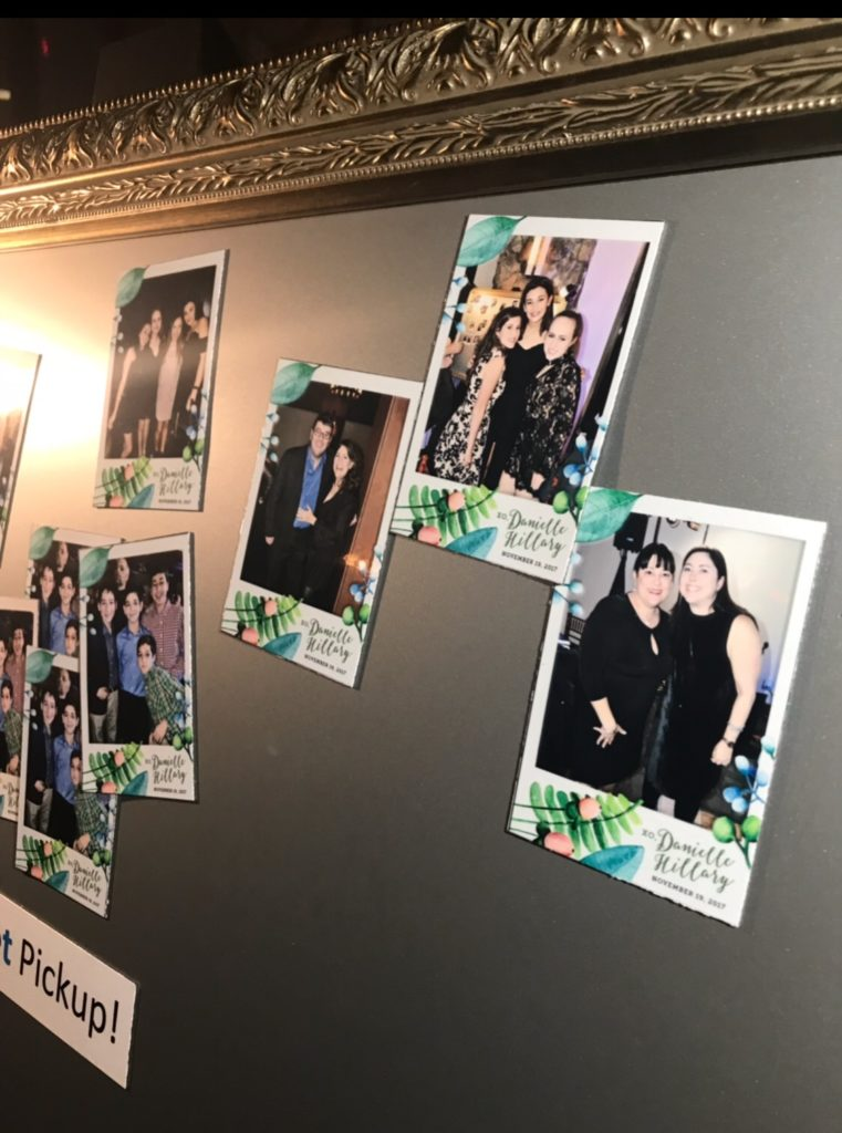 Instant Photo Booth Prints